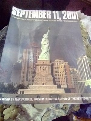 Book September 911 we will never forget for Sale in Henderson, NV