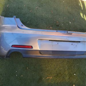 2003 2004 2005 Mazda 3 Rear Bumper for Sale in Lake Elsinore, CA