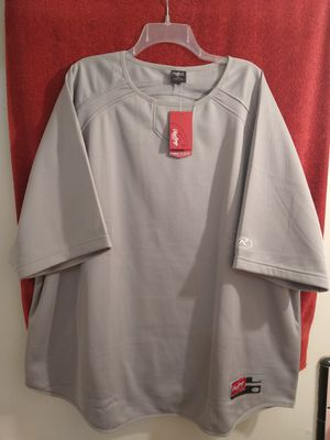 Brand New Big Men's Baseball Jersey Shirt Size 3XL for Sale in Fresno, CA