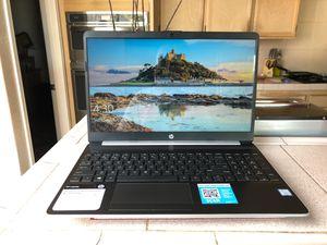 HP 15 Laptop Model:15-dw0037wm Notebook for Sale in Bonita, CA