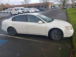2004 Nissan Altima 2.5 AT for Sale in Portland, OR