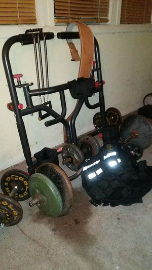 Weight set for Sale in Camden, NJ