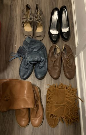 Assorted Shoes - Size 9 for Sale in Knightdale, NC