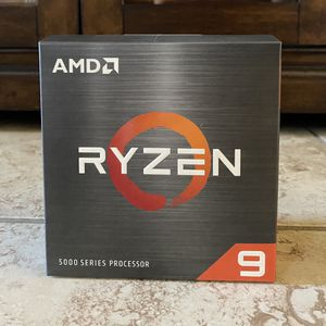 AMD-Ryzen 9 5900X 4th Gen 12-core Desktop Processor 24-threads for Sale in Sloan, NV