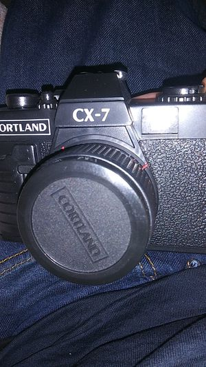 Cortland cx7 camera for Sale in La Puente, CA
