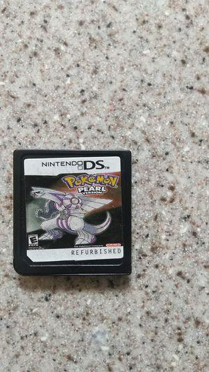 Pokemon pearl version refurbished (no case) for Sale in Los Angeles, CA