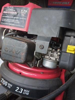 Troy-bilt 2700 psi for Sale in North Charleston, SC