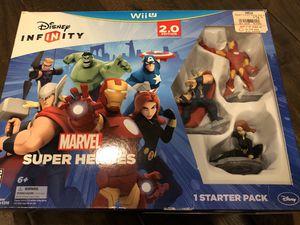 Disney Infinity Marvel Super Heroes Starter Pack for Sale in DuPont, WA