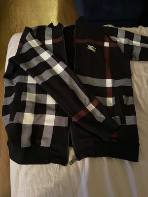 Burberry Jacket Sweater for Sale in DC, US