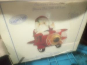 in box 2010 precious moments light up santa for Sale in KIMBERLIN HGT, TN