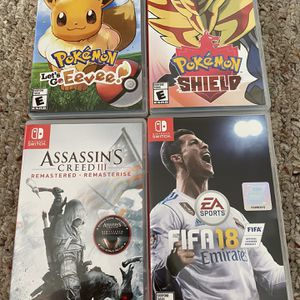 Switch Games for Sale in Indianapolis, IN