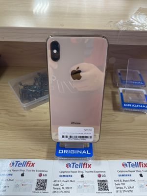 iPhone XS Max 64GB unlocked!! for Sale in Tampa, FL