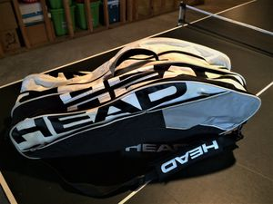 Head Tennis Bag (Holds at least 4 rackets) for Sale in Woodstock, GA