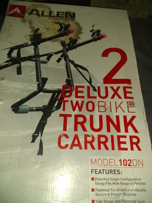 Bike Carrier for car/trunk for Sale in Richmond, CA