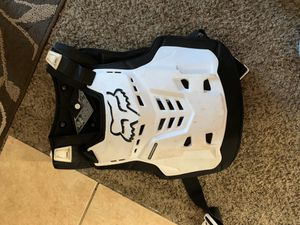 Fox Dirt Bike Chest Protector L/XL for Sale in Denver, CO