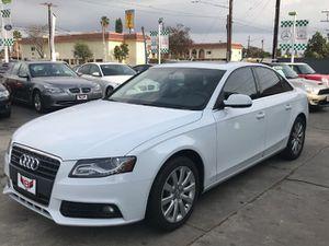 2012 Audi A4 Quattro premium for Sale in Los Angeles, CA