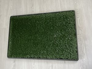 Dog Potty Pad with Artificial Grass for Sale in Issaquah, WA