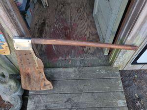 Vintage Wood Sailboat Keel / Rudder for Sale in Somers Point, NJ