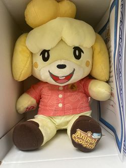 Isabella Animal Crossing New Horizons Build A Bear (theme music) for Sale in Hershey, PA