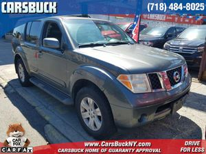 2005 Nissan Pathfinder for Sale in Brooklyn, NY