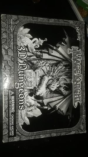 Wizkid Mage Knight 3d Dungeons for Sale in New Castle, DE