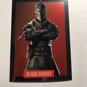 Fortnite Black Knight #087 Sticker for Sale in Overland Park, KS