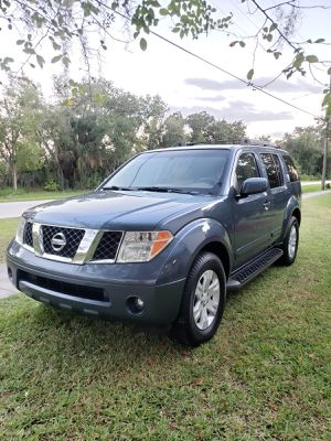 2006 BEAUTIFUL NISSAN PATHFINDER LE ONLY ONE OWNER ¡¡¡¡ for Sale in Kissimmee, FL