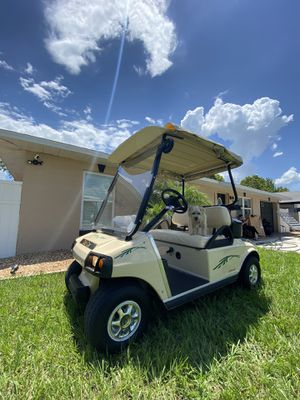 Club car ds 48v high speed golf cart new batteries camping camper rv for Sale in Grand Island, FL