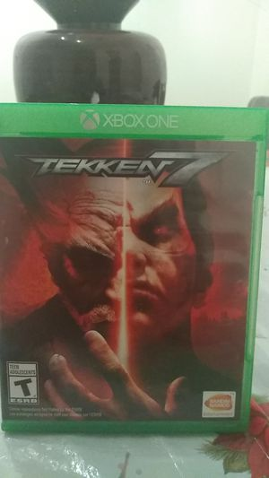 Tekken7 and Naruto Storm 4 for Sale in Baltimore, MD