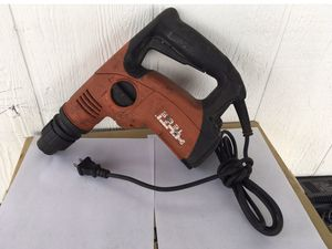 Hilt I Hammer TE 6- (Rotary Hammer Only ) Working good good conversati for Sale in Rowland Heights, CA