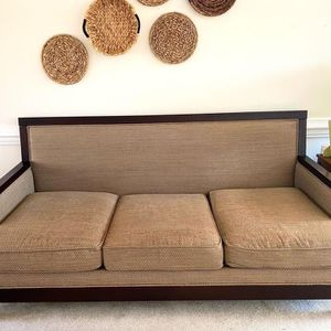 Classy Sofa + Delivery Free for Sale in Cary, NC