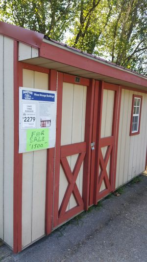 Shed for Sale in House Springs, MO
