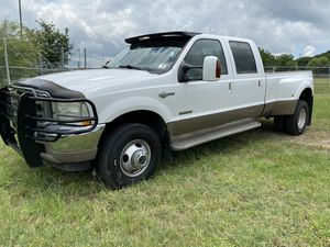 2003 F350 DULLY KING-RANCH for Sale in San Antonio, TX