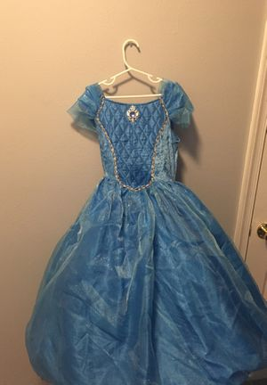 Beautiful Cinderella Dress up Costume for Sale in Springfield, VA