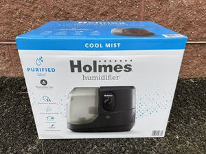 NEW - Holmes Humidifier, Black or White for Sale in Centreville, VA