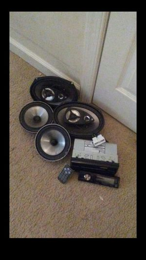BOSS (Aux/USB/Bluetooth) for Sale in Hyattsville, MD