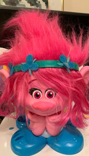 """TROLL on a Stand with her hair 12"""" for Sale in El Cajon, CA"""