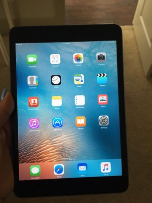 for sale apple ipad mini 16Gb great conditions for Sale in Houston, TX