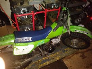 Kawasaki is 1,200,mx150 700,chopper 212cc 550 and pocket bike with gx160 that does 65 plus 700$ for Sale in Superior Charter Township, MI