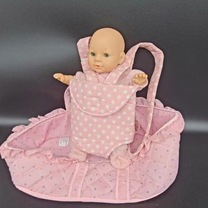 Bassinet, Doll and Baby Doll Carrier for Sale in Scarsdale, NY
