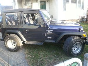 1998 Jeep Wrangler Sport for Sale in Cleveland, OH