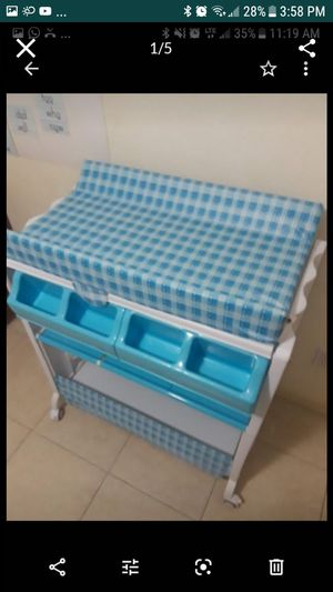 Baby changing table for Sale in Cape Coral, FL