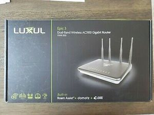 Luxul epic3 gigabit wifi router for Sale in Richardson, TX