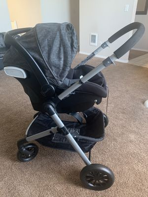 Stroller with car seat for Sale in Vancouver, WA