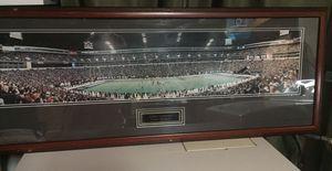 Dallas cowboys Texas stadium picture frame for Sale in El Cajon, CA
