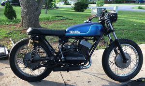 1974 Yamaha rd250 2-stroke motorcycle for Sale in Smyrna, TN