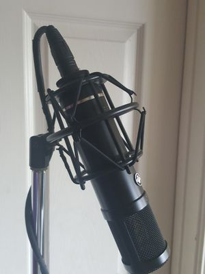 Sterling Audio ST51 Fet Condenser Mic, Stand and XLR cord for Sale in Plano, TX