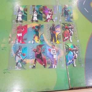 12 Variety 1999 Ex Skybox Century Basketball Cards for Sale in Pico Rivera, CA