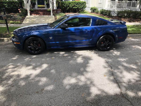 2009 GT Ford Mustang
