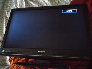 Emerson TV (no remote) for Sale in Puyallup, WA